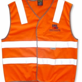 Promotional Products | High Visibility Safety Vest