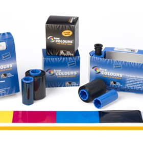 Card Printer Ribbon Consumables