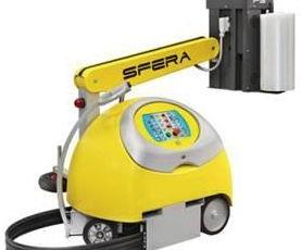 Sfera Robotic Pallet Wrapper from Get Packed