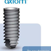Dental Implant | Axiom ® - 3.4mm