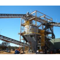GR Engineering / Integra Mining crushing, screening plant