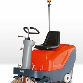 Industrial Floor Sweeper | Sweepmaster 800E
