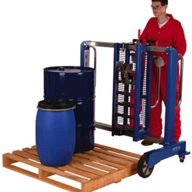 STS Trolleys De-Palletisers