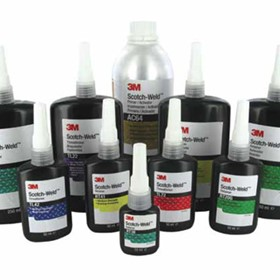 Engineering Adhesives (instant adhesives, threadlocker,etc)