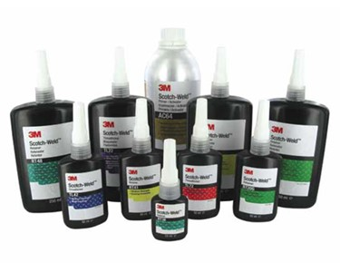3M Engineering Adhesives range