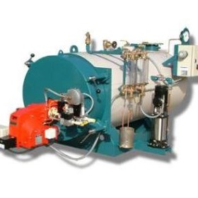 Horizontal Steam Boiler | TNS