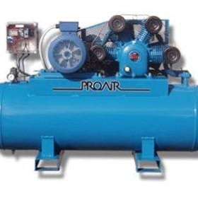 Three Phase Industrial Air Compressor Unit | Proair