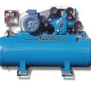 Three Phase Industrial Air Compressor Unit | Proair®