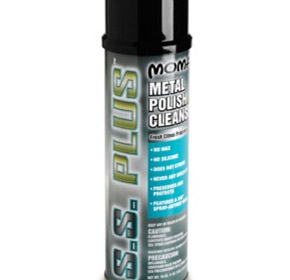 Metal Cleaner & Polish | Stainless Steel Plus