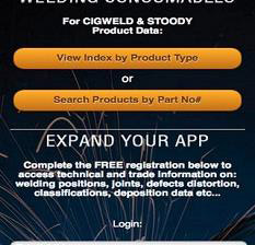 Cigweld Welding Consumables Pocket Guide