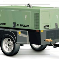 Portable Air Compressor | Sullair 225H