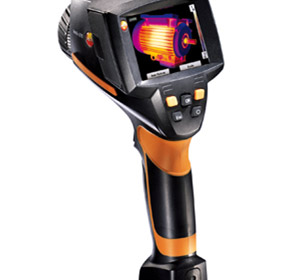Versatile Thermal Imaging Camera | testo 875 2i