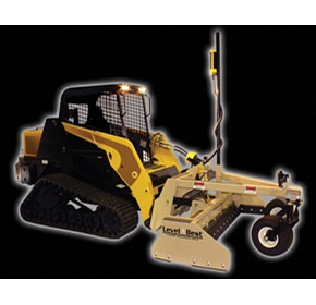 Laser Grading Equipment | Level-Best Single Axis System