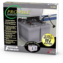 Battery System | Pro-Fill RV