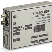 FlexPoint RS-232 to Fibre Converters