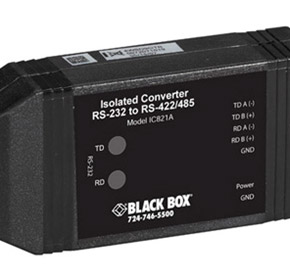 Universal RS-232 to RS-422/485 Converters