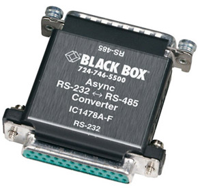 Async RS-232 to RS-485 Interface Converters