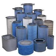 Replacement Filter Cartridges for Dust, Fume and Mist Collection