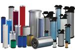 Replacement Filter Cartridges for Compressed Air Systems