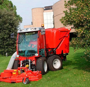 Maintenance Tractor | SP 4400 HST