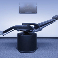 Vestibular Rotational Chair Reclining | System 2000