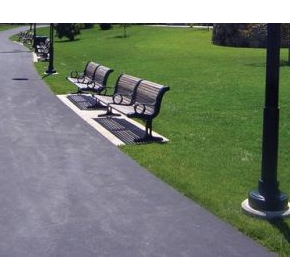 Aluminium Landscape Edging | AsphaltEdge