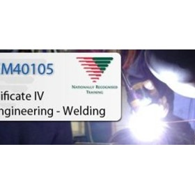 Course | Certificate IV in Engineering - Welding