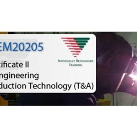 Course | Certificate II in Engineering – Production Technology