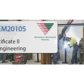 Course | Certificate II in Engineering