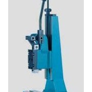 Manual Toggle Press with Round Ram | Mader Pressen