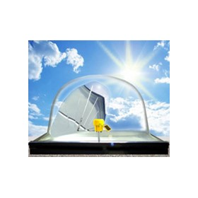 Sun Tracker Skylights | 400™ | Single Mirror