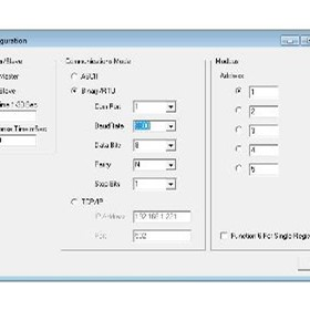 Instrumentation Software | ModbusView TCP