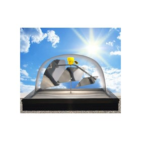 Sun Tracker Skylights | 400™ | Triple Mirror