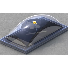 Sun Tracker Skylights | 800™ | Triple Mirror