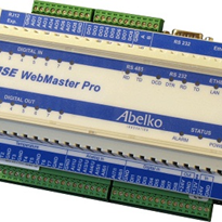 Control & Monitoring | Abelko Webmaster Controllers