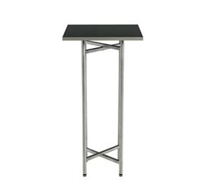 Cocktail Table | Single Mobile Cross Cube Set Top