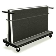 Mobile Buffet Table | Cross Cube Transport / Storage for 20 Tops