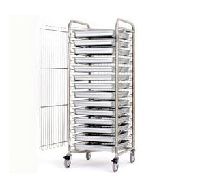 Tray Storage | Z-Rack Single Gastronorm