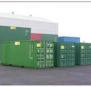 Shipping Containers | Standard Containers