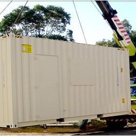 Modified Containers | Site Offices