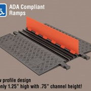 Low Profile Cable Protector | Guard Dog® 3 Channel- ADA Compliant