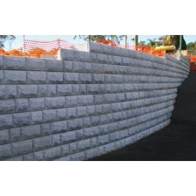 Stone Strong Retaining Wall Systems | Concrib