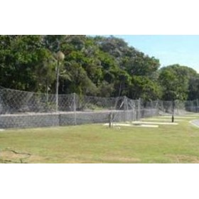 Rock Catch Fencing & Barriers | Concrib