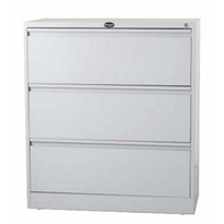 Medical Records Storage Cabinet | Profile 3 Drawer Lateral Filing
