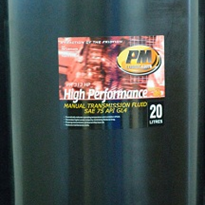 Manual Transmission Oil | Hi-Performance PM 313HP