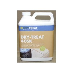 Surface Sealer | DRY-TREAT 40SK™ Surface Consolidator