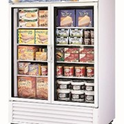 Display Freezer | Austune Two Door Upright 1250L