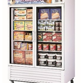 Display Freezer | Two Door Upright 1250L