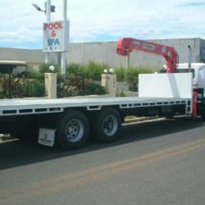 Transport for Truck Loads with Cranes | A to Zed Logistics