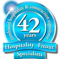Choosing the right hospitality shopfitter for your project